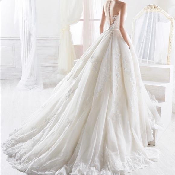 Nicole Spose.Nicole Spose Dresses Wedding Gown Poshmark